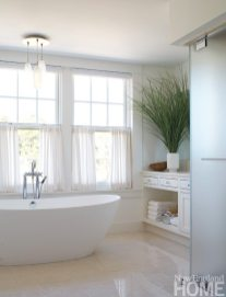 Hutker Architects master bath