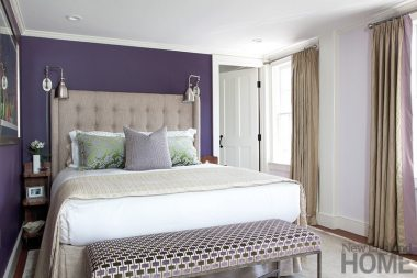 Dennis Duffy bedroom