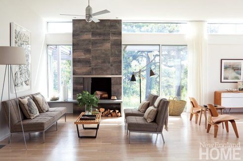 Maryann Thompson fireplace