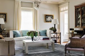Hanlon-Wantuck living room