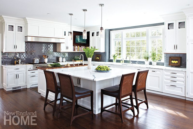 Special Focus: Kitchen Design - New England Home Magazine