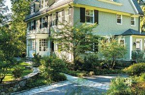 Mayer + Associates driveway
