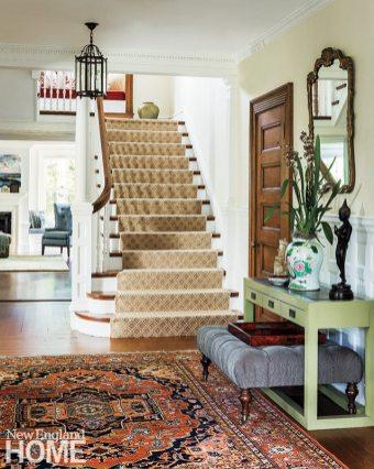 Mayer + Associates stairway