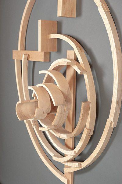 leah woods sculpture