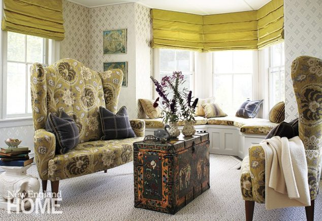 Polly Lewis sitting room