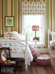 Polly Lewis bedroom