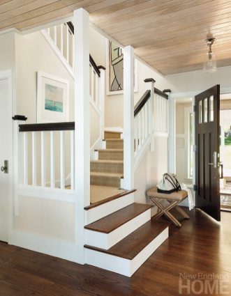 Simply Home stairway