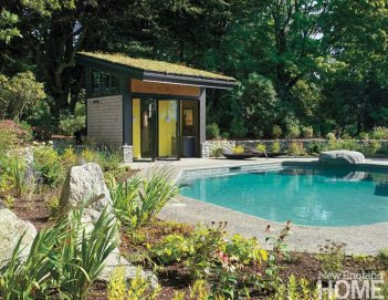 J. Michael Abbott green roof