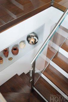 Hart Associates Architects stairway