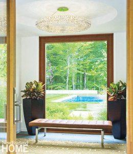 Brian Mac at Birdseye Design pool view