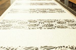 Balanced Design traditional screen printing