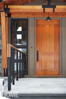 Marcus Gleysteen front door