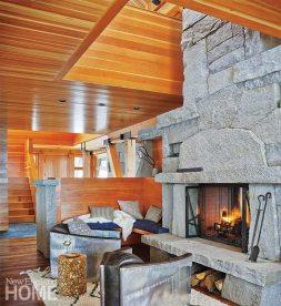 Marcus Gleysteen cozy area