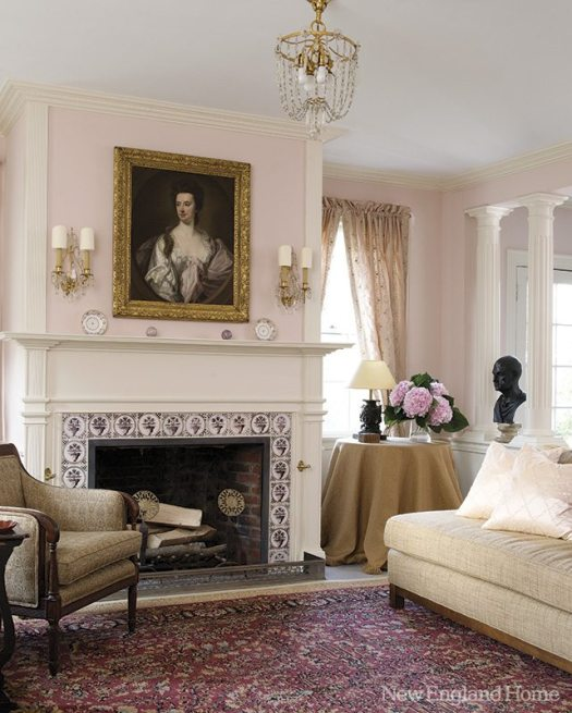 Malcolm Rogers sitting room