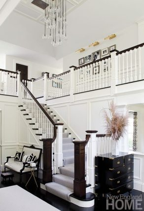 An Organized Nest and Tricia Roberts raised ceiling