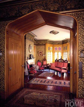 Roseland Cottage north parlor