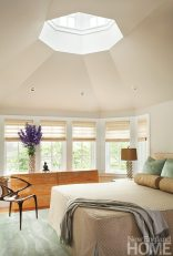 John DaSilva master bedroom