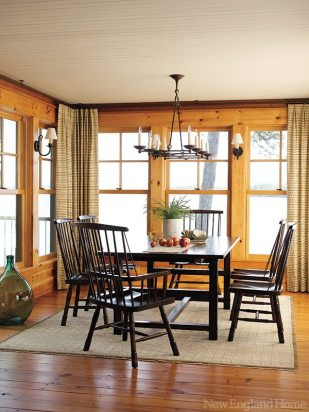Carter & Company dining room