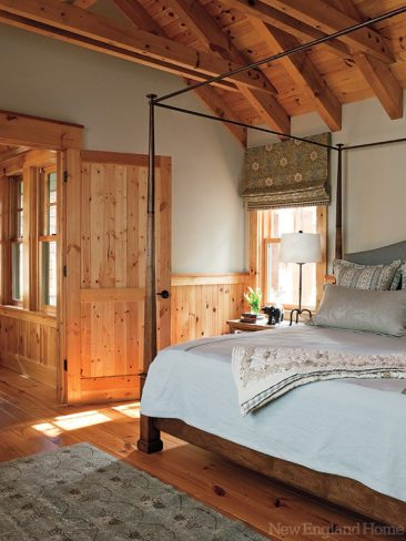 Carter & Company master bedroom