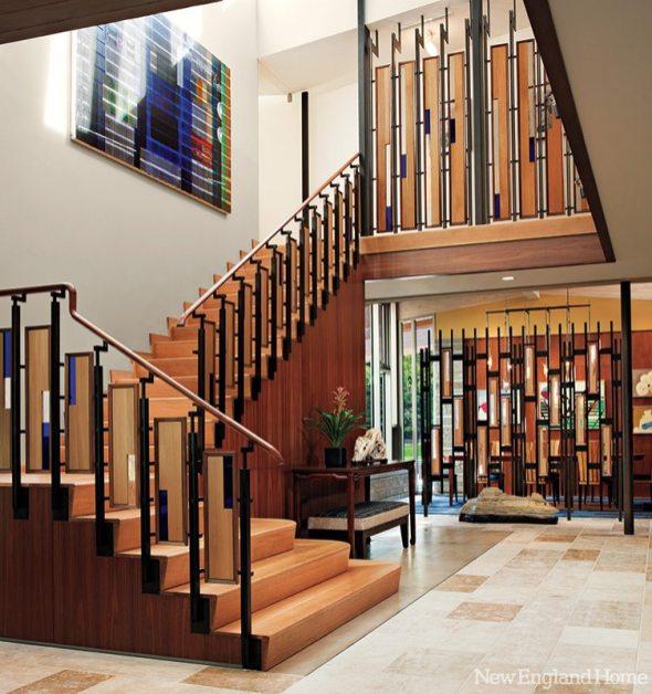Andra Birkerts stairs