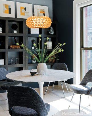 Ana Donohue dining room
