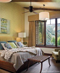 Jennifer Palumbo master bedroom