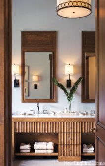Jennifer Palumbo master bath