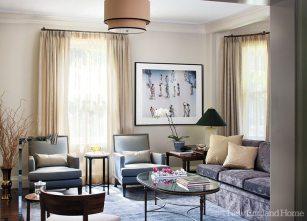 Kristen Rivoli Interior Design living room