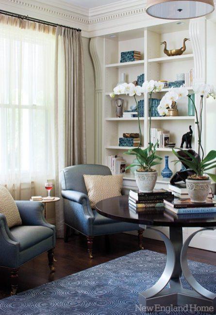 Kristen Rivoli Interior Design first floor