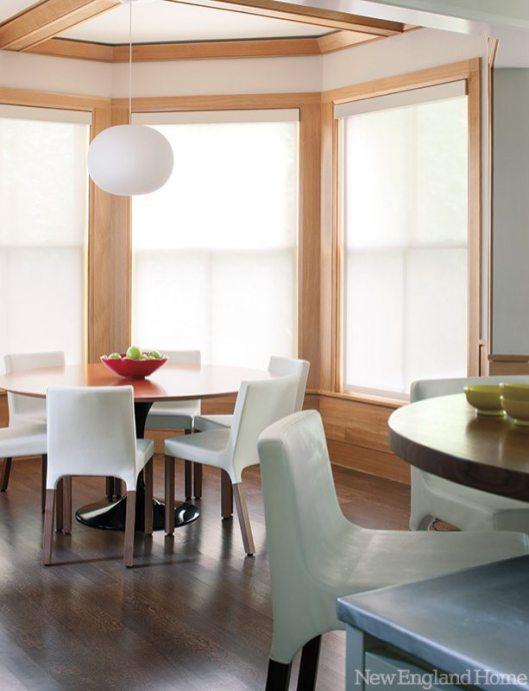 Kristen Rivoli Interior Design breakfast area