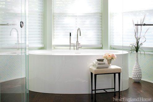 Kristen Rivoli Interior Design master bath