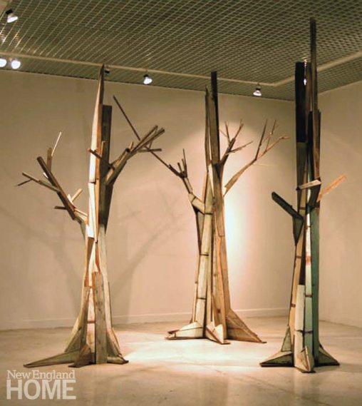 Joan Backes Bangkok Recycles Trees