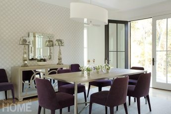 Liz Caan dining room
