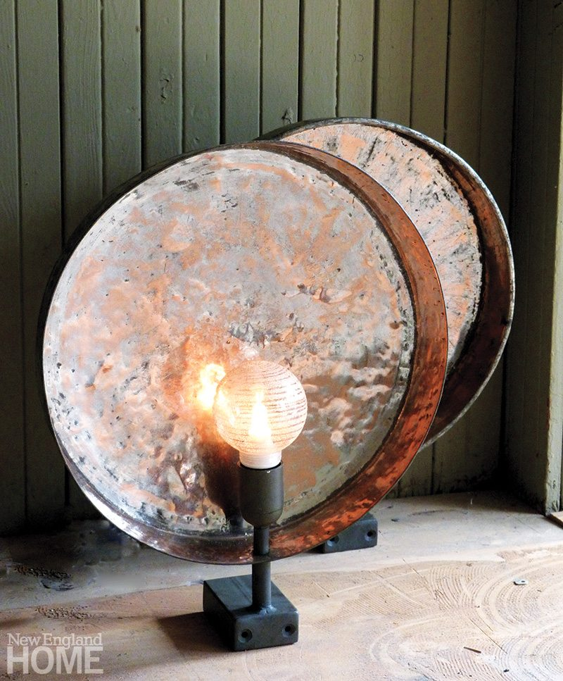 Beyt Bedouin copper tray