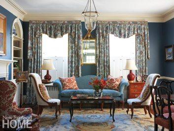 Nancy Serafini living room