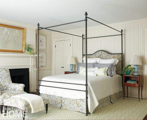 Nancy Serafini bedroom