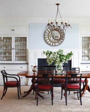 Charlotte Barnes dining room
