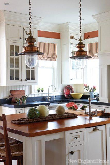 Charlotte Barnes kitchen