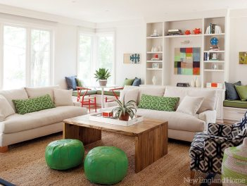 Elena Letteron living room