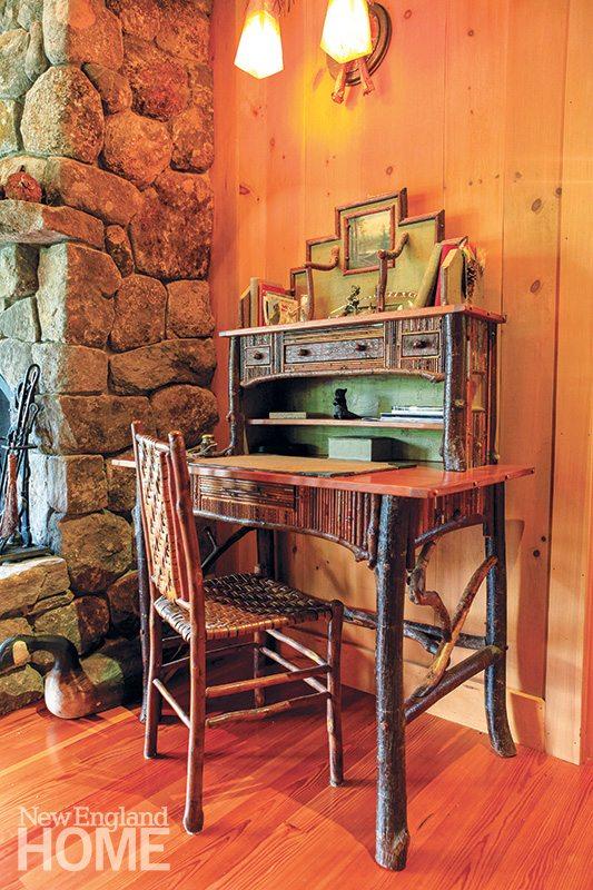 Christopher P. Williams Architects desk
