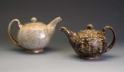 Mark Shapiro Teapots