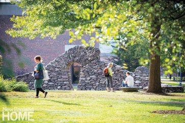 Thea Alvin stonemason Time and Again