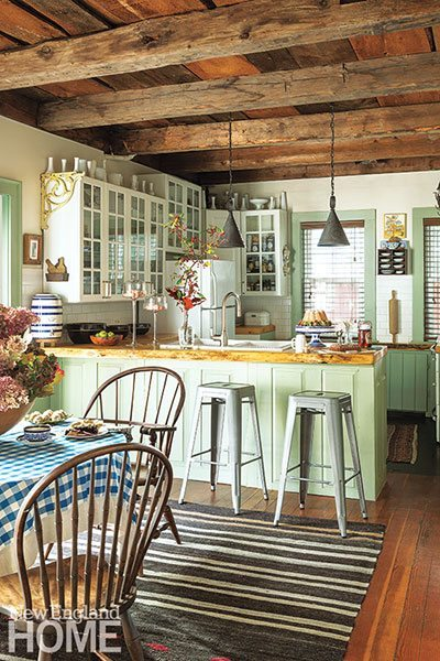 maine country kitchen