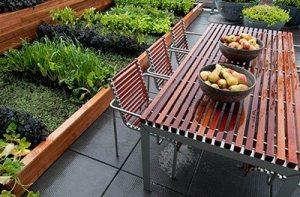 roof deck garden design