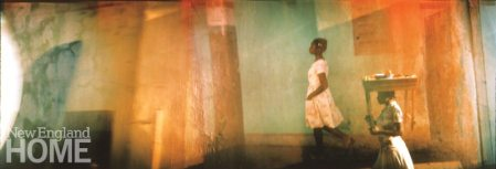 Haitian Morning (1983), from the Haiti and India series