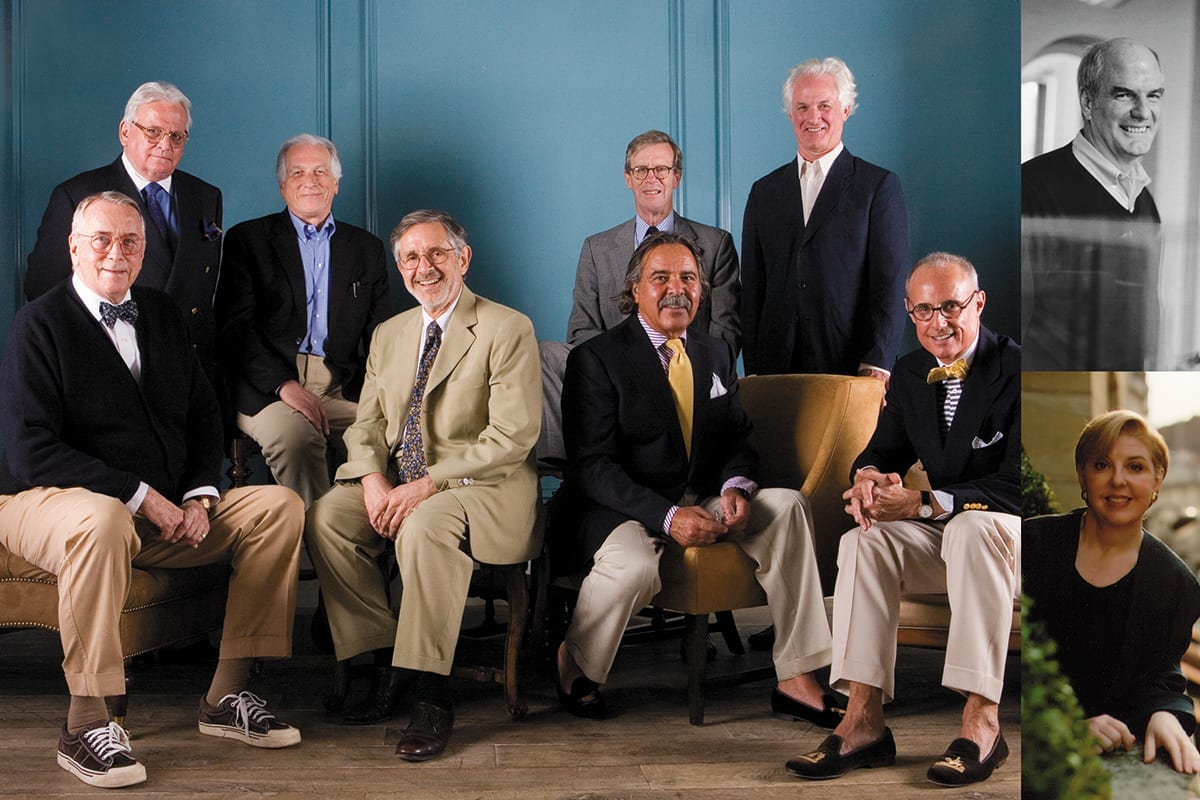 2007 New England Design Hall of Fame Inductees