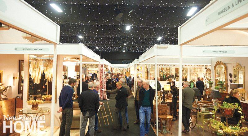 Battersea Fair Interior