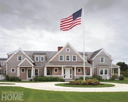 Nantucket Shingle Style Exterior