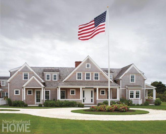 Nantucket Shingle Style Exterior