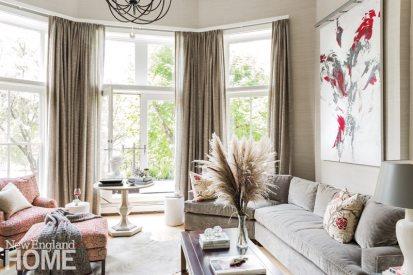 MA16 Elizabeth Benedict Beacon Hill Apartment Living Room
